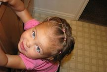 Toddler Hair Styles / by April Swiney