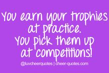 Cheerleading / Cheerleading quotes and sayings