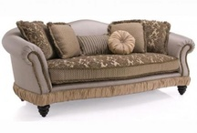 Eclectic upholstered furniture / by Roxanne Becker