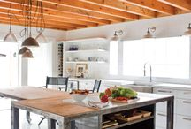 kitchen bench/dining table