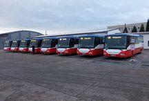 Nové vozy ve službách PID