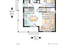 Bahçeli Ev Planı