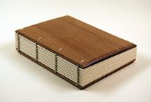 Book binding / by Jamie Young