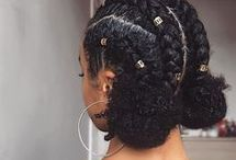 Best natural hairstyles for summer