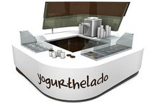 Equipamiento comercial y diseño de producto / Diseño de todo tipo de equipamiento comercial.