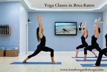 Bamboo Garden Yoga on Pinterest