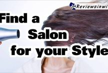 Salons in Wisconsin