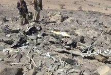f15 saudi di tembak hancur sama yaman