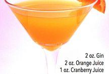 Signature Drinks & Cocktails