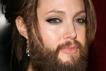 Hot chicks with beard
