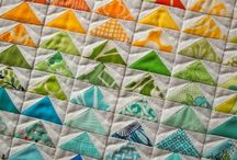 Quilt: Flying Geese