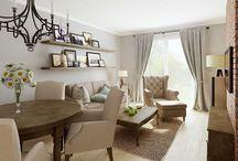 oturma odası stili