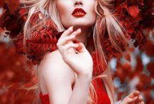 Цвет : Красное