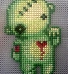Cross stitch and embroidery / by Gloria Rodriguez