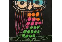 Owl things / Awesome owl things. / by Traci Law