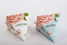 テトラ型 Tea Package