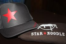 Star Noodle -> Art and Apparel / This is a board all about the #art you will find at Star Noodle, the look of our restaurant and the cool apparel that we sell.