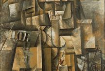 Cubism / pics of cubism that I will apply to an illustration