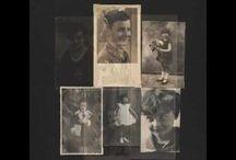 Fotografie / Collezione di fotografie appartenute a Lugi Varoli, immagini che lo raffigurano o di repertorio