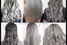 Hairs / Haircolours, Hairstyles, Haircuts