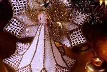 szydełko aniołek wzory