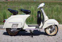 Vespa GL 150 vla1t Piaggio anno 1963 restauro completo / Vespa GL 150 vla1t Piaggio anno 1963 restauro completo -  Motor bike service.