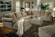 LIVING ROOM / by Jamie McMillin