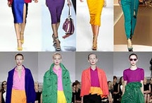 colour blocking