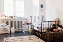 Boy's Room / modern toddler boy room