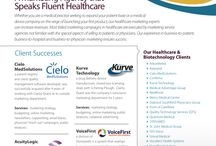 About Clarity Quest / Learn more about our technology and healthcare marketing agency! Call us any time at 877-887-7611.