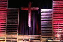 Church Stage Ideas