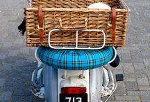 Moto Piaggio Lambretta