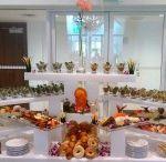 Acrylic Buffet Display