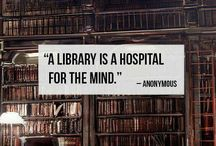 Quotes on books and libraries