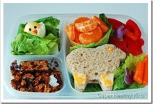 Cooking-Kid's Lunch and Snack Ideas