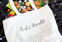 Halloween decor + Inspiration / by Laura Hooper Calligraphy