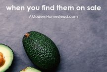 Healthy Food Info / Great tips to help you make healthier food choices.