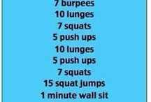Holiday hitt workout