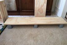 Timber DIY