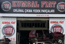 Kumsal Fiat Çıkma parça / Fiat Çıkma Yedek Parça, Fiat Hurdacı, Ankara Fiat Çıkma parça