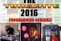 TimeGate 2016 / Bobby at TimeGate Convention 2016 in Atlanta, GA. https://timegatecon.org