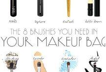 Makeup Face / by Meghan Garland