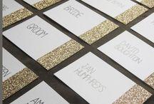 Business Card Ideas / by Brittanie Reed