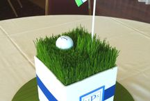 Golf decor ideas