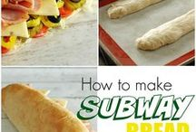 subway bread rolls
