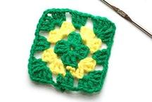 crochet / by Bobbie Weaver