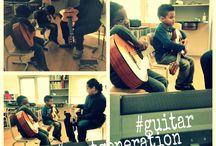 Your Musiqskool in action! / Foto- en/of video impressie van de muzieklessen bij JCP Musiqskool