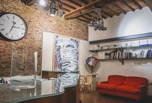 Studio La Noce / Places in the heart of the historical center of Cascina (Pi) and Tuscany, easily reachable from the main medieval and Renaissance cities: Pisa, Siena, Florence, Lucca and Volterra.