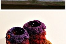 Knit and Crochet / by Pam Bonner