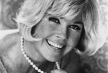 "Celebrities - Doris / Doris Day (born Doris Mary Ann Kappelhoff, April 3, 1924) is an American actress, singer, and animal rights activist. With an entertainment career that spanned through almost 50 years. With a legendary Hollywood ""girl next door"" image, and capable of delivering comedy and romance as well as heavy drama, she appeared in 39 films, released 29 albums, spent 460 weeks in the Top 40 charts and eventually became one of America's most beloved entertainers."